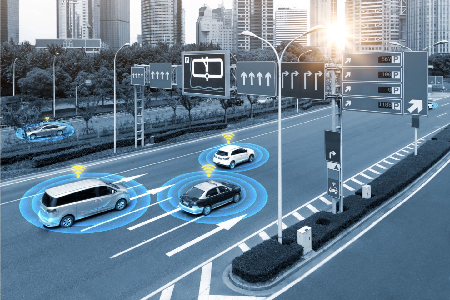 COVID-19 Impact On Connected Cars Market In Automotive Industry