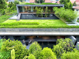 COVID-19 Impact on Green Roof in Materials and Packaging Industry