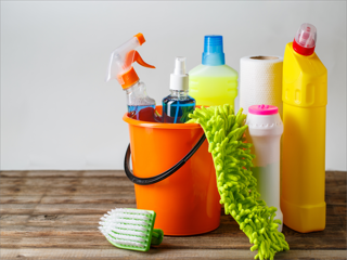 COVID-19 Impact on Household Cleaners in Chemicals and Materials Industry