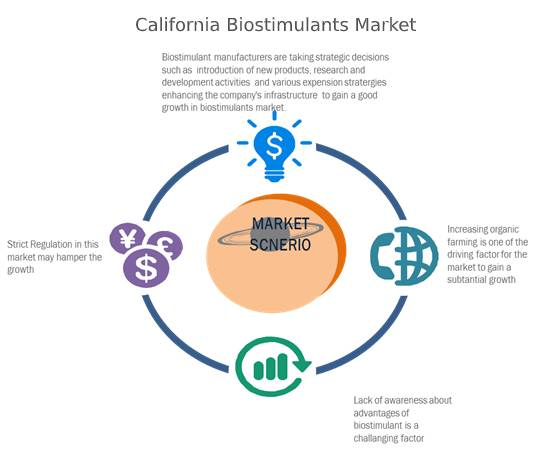California Biostimulants Market