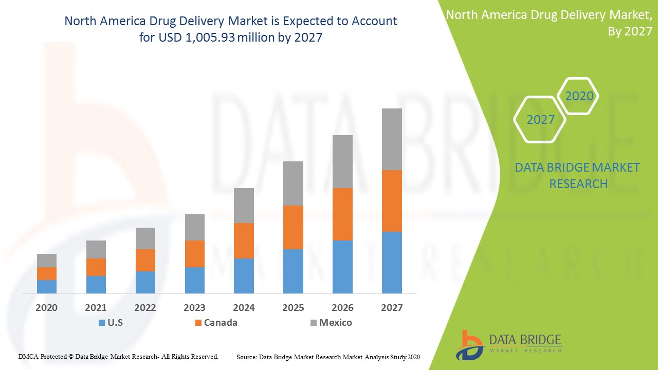 North America Drug Delivery Market