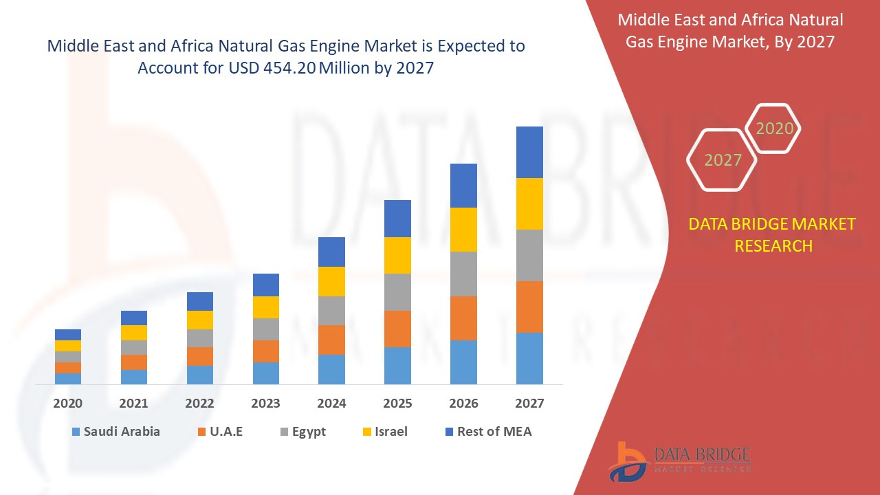 Middle East and Africa Natural Gas Engine Market