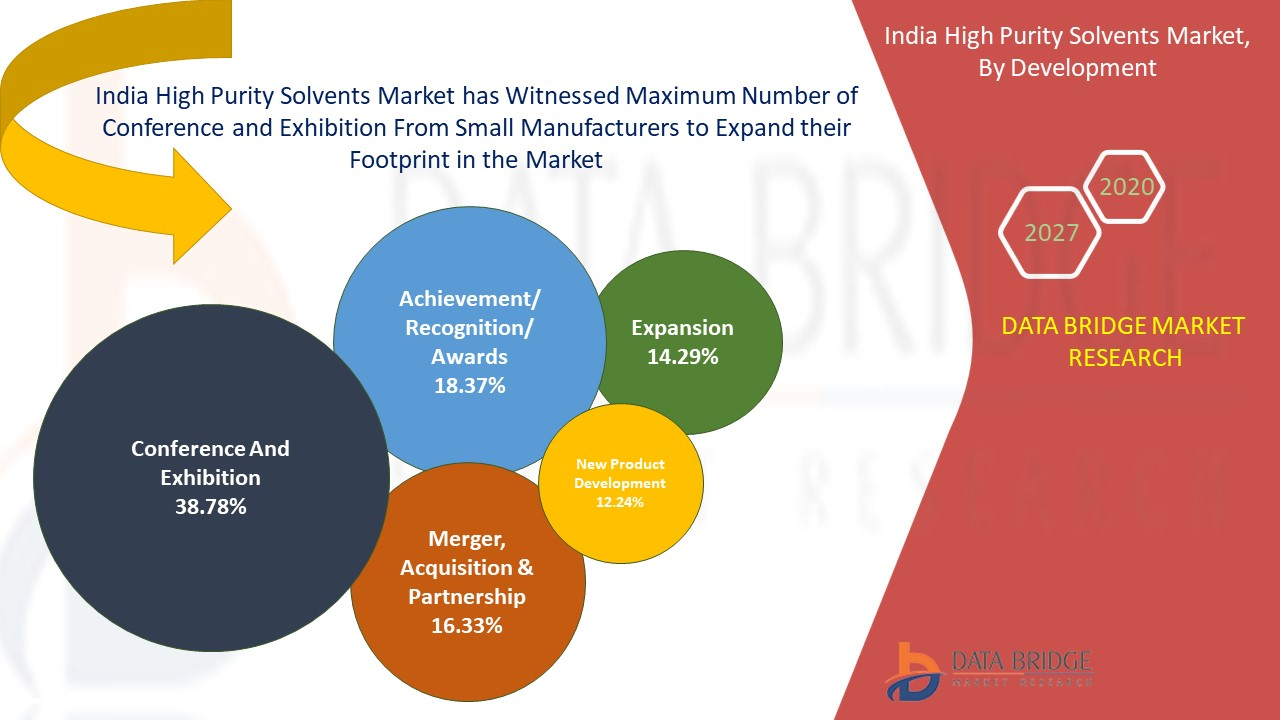 India High Purity Solvents Market