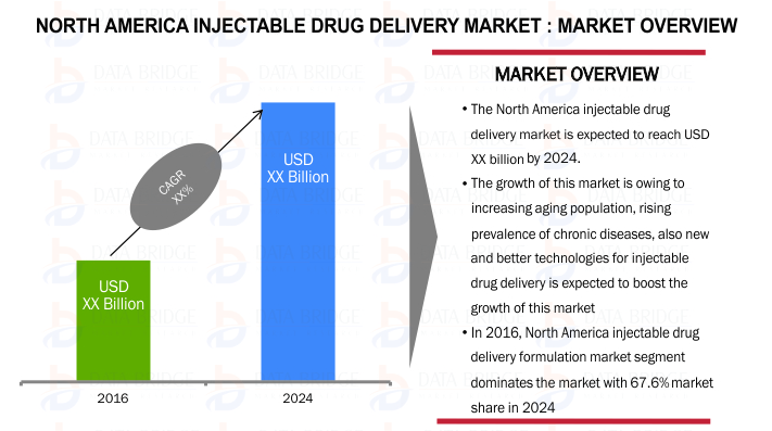 North America Injectable Drug Delivery Market